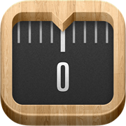 Weigh Me iPhone app